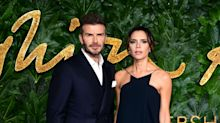 Beckhams pay themselves £21m despite fashion losses