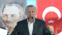 Turkey's Erdogan says East Med is test of EU's sincerity