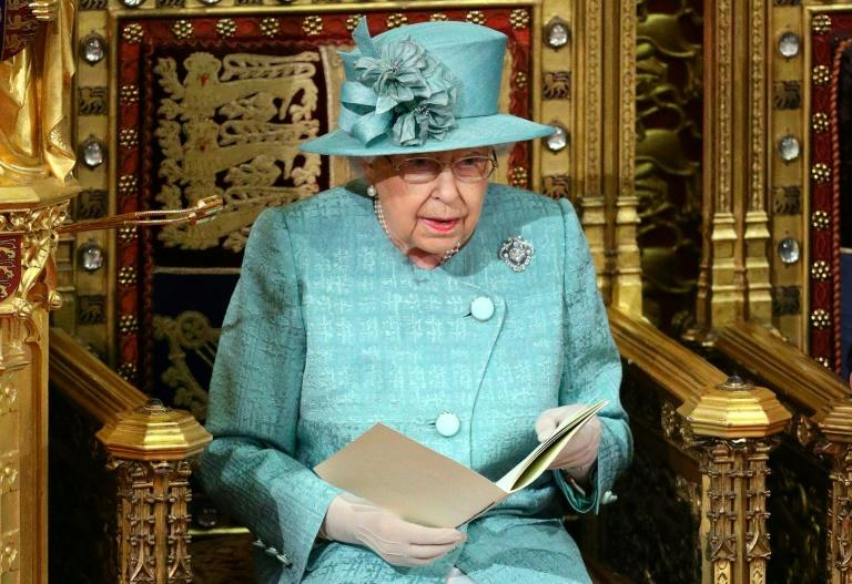 Queen Elizabeth II confirmed in her speech that the government's priority was to deliver Brexit on January 31