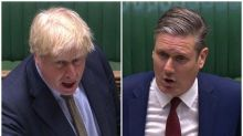 Labour closing gap on Tories following A-level chaos as new poll shows lead cut to just 2%