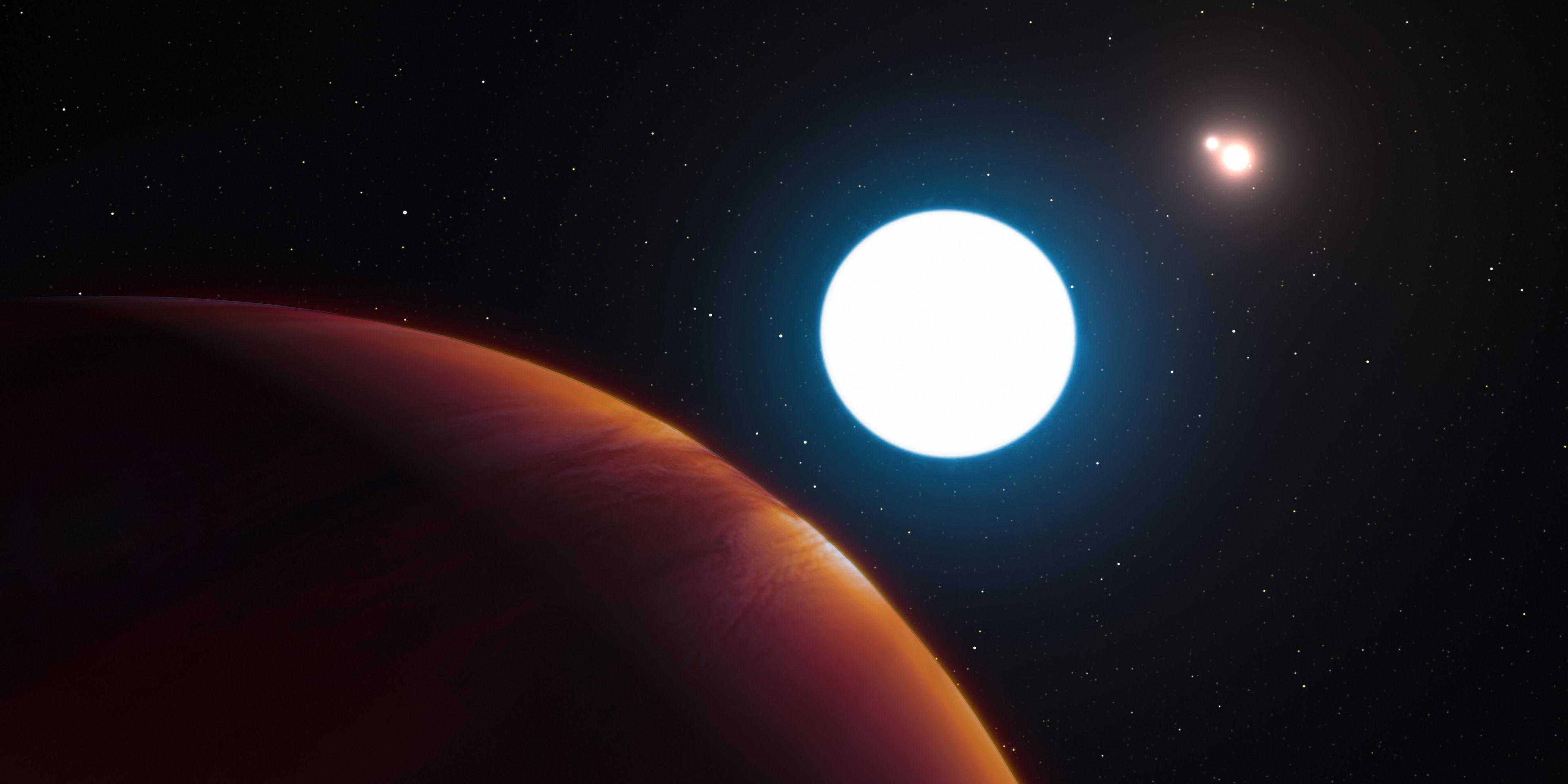 new planet discovered 2019 - HD2560×1440
