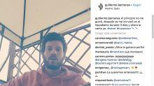 Willy Bárcenas da un puñetazo a José Gallardo por hablar de su padre