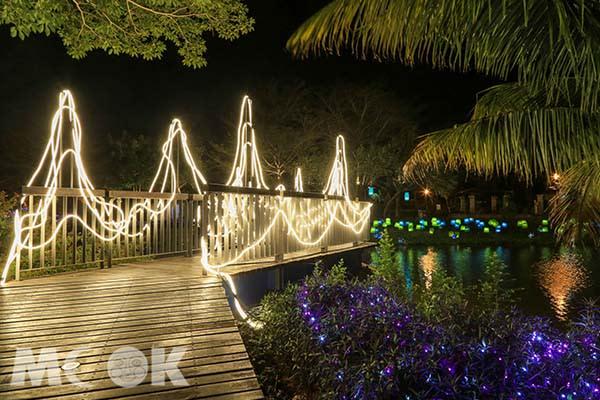 欣賞燈節感受鹽水小鎮的獨特氛圍與歷史韻味。