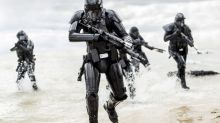 Rogue One sneaks in as 2016's highest-grossing UK movie