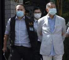 Jimmy Lai: Hong Kong media tycoon held amid sweep of arrests