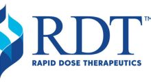 Rapid Dose Therapeutics Announces Commercialization of QuickStrip™ Oral Thin Strips