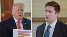 Aussie Trump interviewer Jonathan Swan hits internet fame