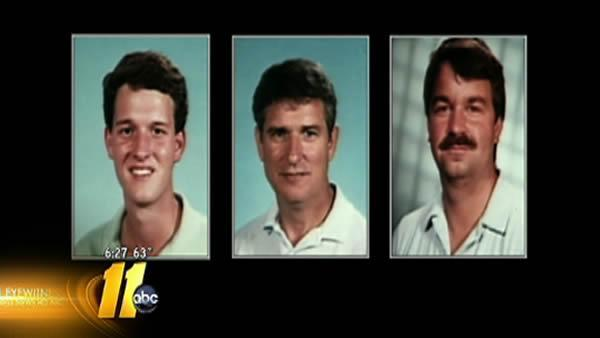 Former ABC11 photographer honored
