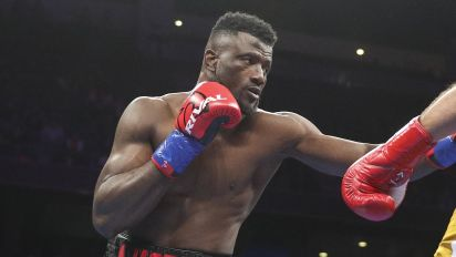 Rising heavyweight star Efe Ajagba joins Top Rank