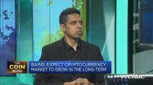 This company is watching the swings in cryptocurrency pri...