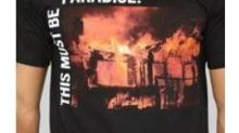 Fashion Nova apologizes for T-shirt that resembles California wildfires: 'It was not our intent to offend or disrespect'