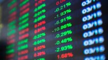 Equities higher as China GDP slows