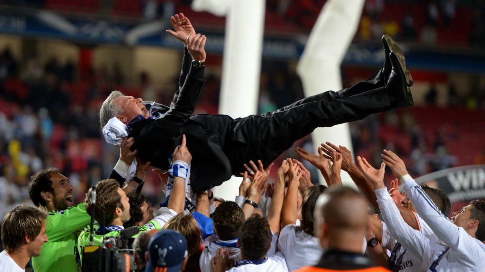 Ancelotti tendrá la despedida que nunca tuvo en el Santiago Bernabéu