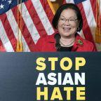 Senate filibuster test over Asian-American hate crime bill