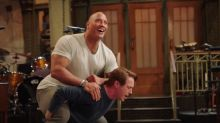 Dwayne Johnson Has Everyone's Back in Silly 'Saturday Night Live' Promo – Watch