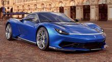 Pininfarina Battista gets a small redesign, still looks the business
