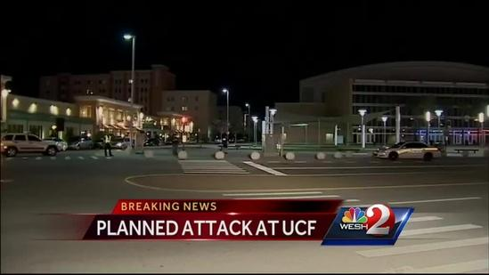UCF PD: Material found in dorm points to planned campus attack