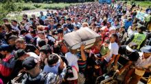More than 70 million people now fleeing conflict and oppression worldwide