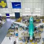 Boeing Stock Falls Late On Report FBI Has Joined Criminal 737 Max Probe
