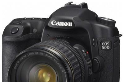 Canon's EOS 50D gets October 6th release date, up for pre-order