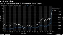 As Markets Drop and Volatility Surges, This Stock Is Soaring