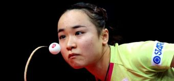 Japan table tennis star Ito aiming for gold, with or without fans