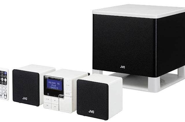 "JVC intros new ""made for iPod"" stereos"