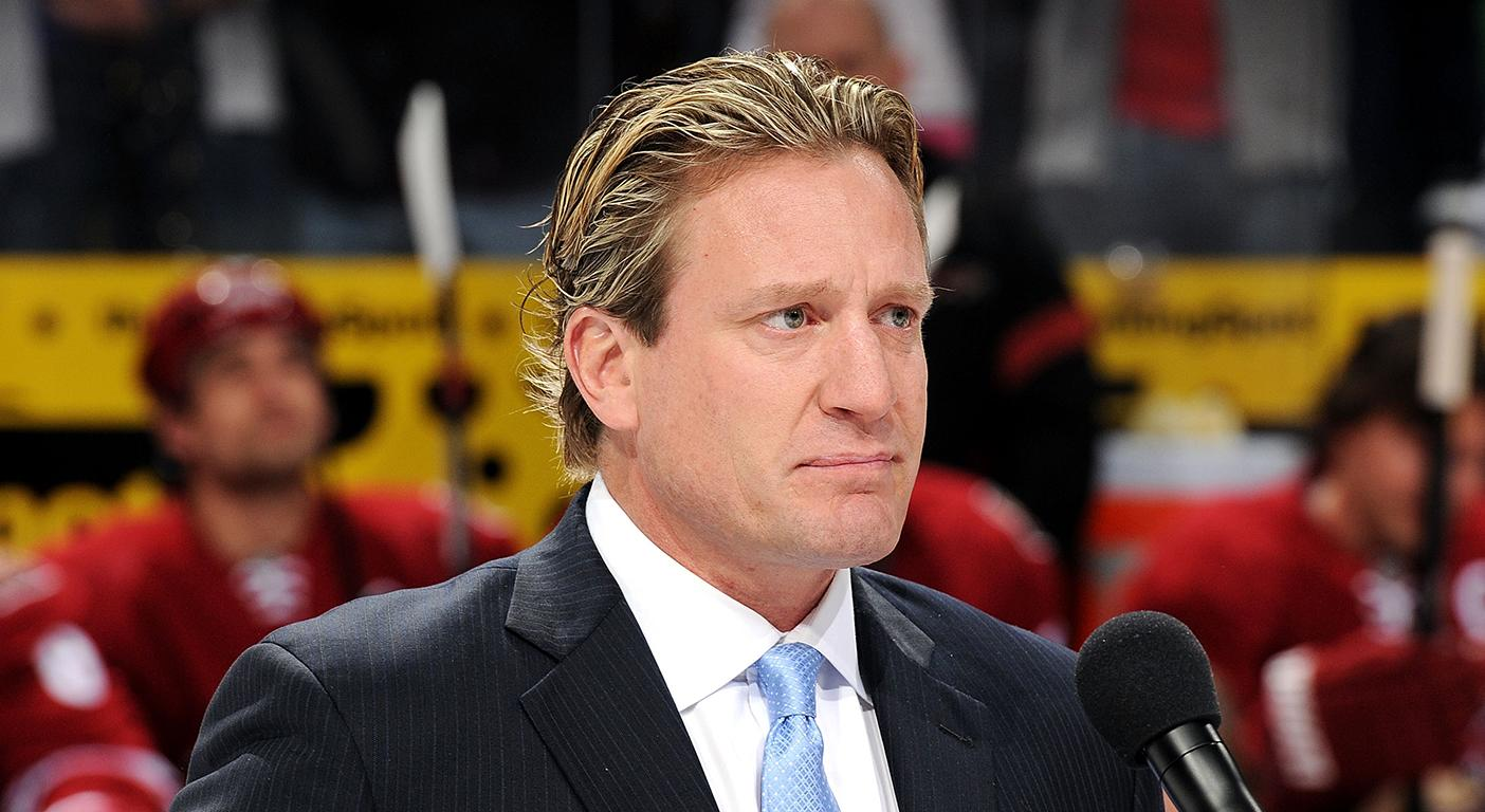 Jeremy Roenick Dismissed By Nbc For Inappropriate Comments