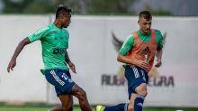 Flamengo embarca para Quito; Bruno Henrique celebra retorno: 'Bastante confiante'