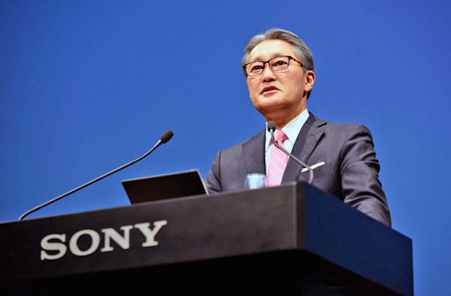 Sony chairman and former CEO Kaz Hirai is retiring