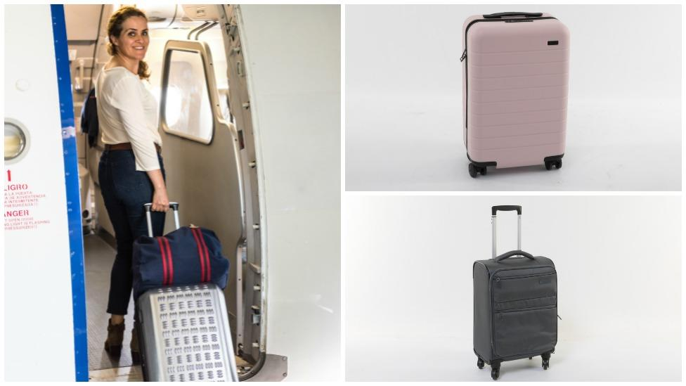 Kmart and Aldi carry-on suitcases named as some of the best on the Aussie market