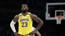Lakers rule out LeBron James for Thursday's game with sore groin