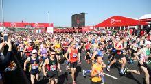 London Marathon Beats Record For Hottest Ever