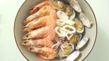 海鮮懶人電飯煲仔飯
