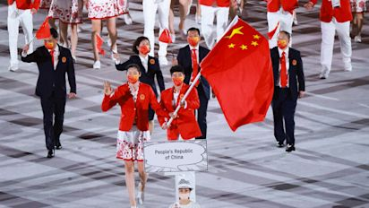 China lashes out at NBC for 'incomplete map'