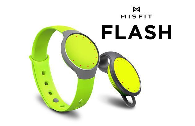 Misfit's wearable Flash tracks your moves and sleep habits for $49