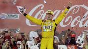 Busch dominates for Coca-Cola 600 victory