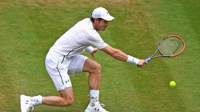 Andy Murray steps up rehabilitation from hip injury to boost US Open chances but Novak Djokovic a major doubt