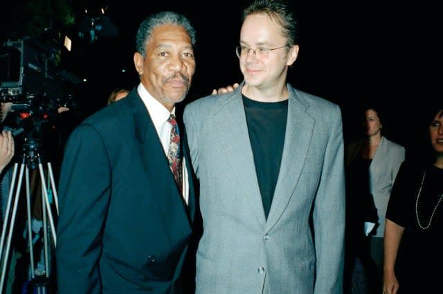 Shawshank Redemption Stars 1994