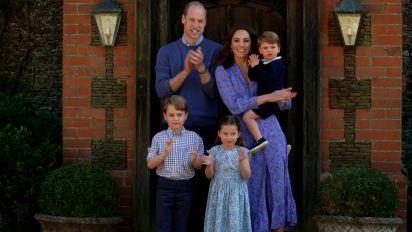 William und Kate sorgen sich um ihre Kinder