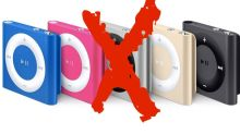 Apple Inc. (AAPL) Kills the iPod Nano and iPod Shuffle