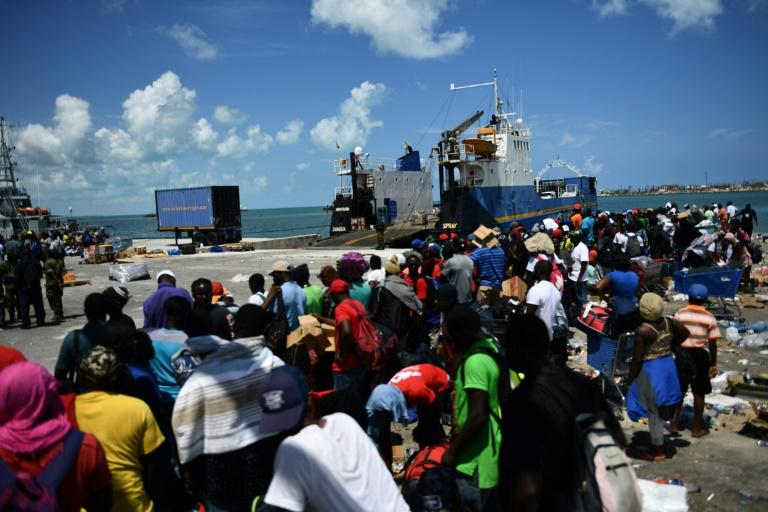 Bahamians Without U.S. Visas Told To Get Off Rescue Ferry