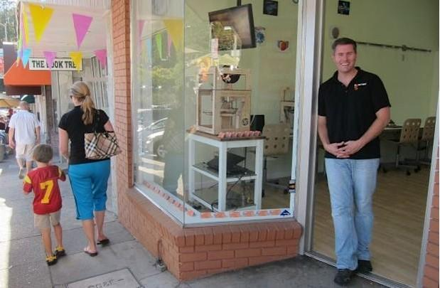 HoneyBee3D printing store opens in Oakland with rapid prototyping service