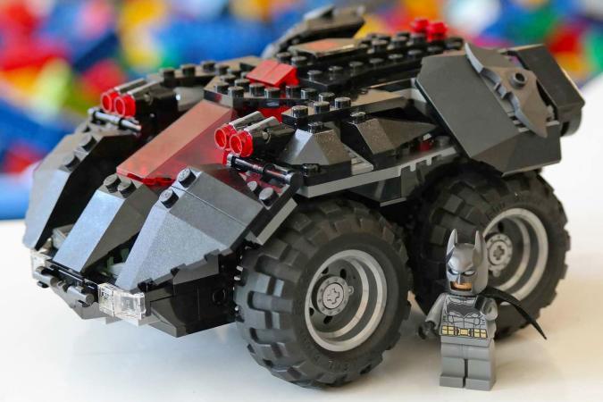 Lego/DC Comics