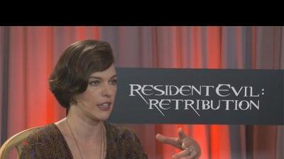 Resident Evil: Retribution Director and Star ...