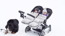 Stroller style: How to pimp your ride for the winter