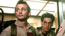 Bill Murray missed Harold Ramis and Rick Moranis on 'Ghostbusters: Afterlife'