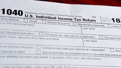 Average 2019 refund now same as last year, IRS data shows