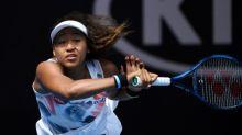 Racquet-kicking Osaka admits she was 'a bit childish'