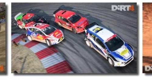 Sport Auto - jeux vidéo - DiRT 4 : Plus accessible et plus varié